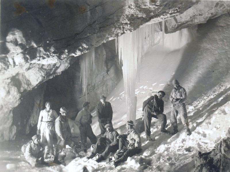 Schauberger_Schwarzmooskogel-Eishöhle